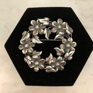 Vintage Flower Danecraft Pin/Brooch